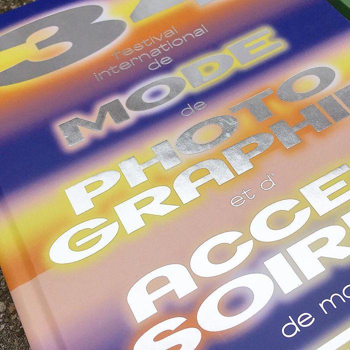 34e festival international de Mode, de Photographie, et d'Accessoires de mode at Villa Noailles, Hyères: catalog 3