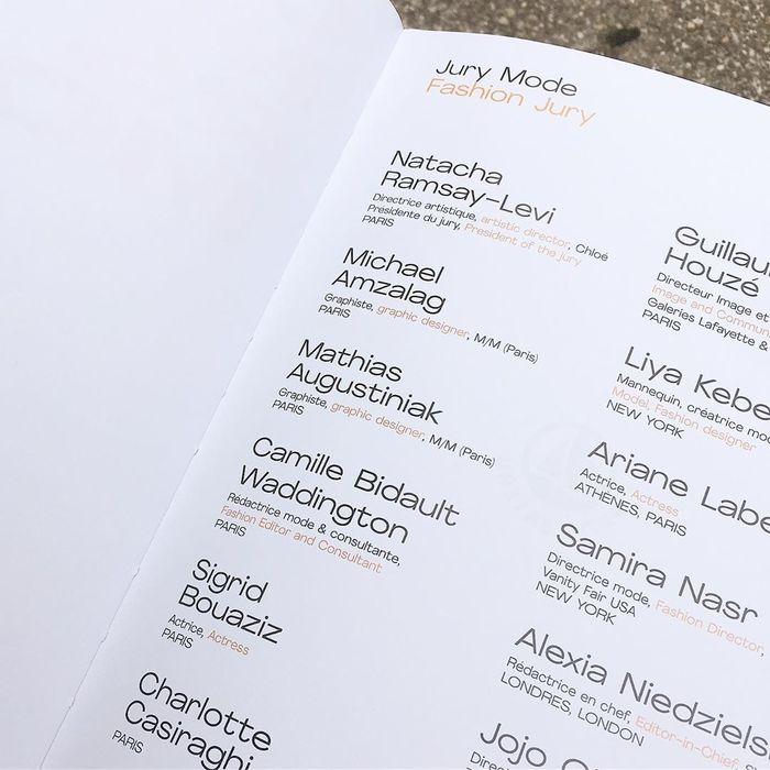 34e festival international de Mode, de Photographie, et d'Accessoires de mode at Villa Noailles, Hyères: catalog 4