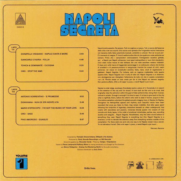 Napoli Segreta vol. 1: Hidden Gems from the bowels of Vesuvius 2