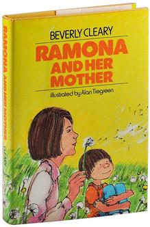 <cite>Ramona And Her Mother</cite> – Beverly Cleary