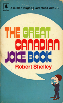 <cite>The Great Canadian Joke Book</cite>