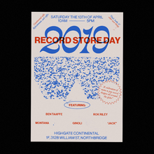 Record Store Day – Highgate Continental