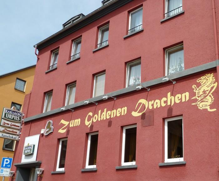 Zum Goldenen Drachen, Neunkirchen
