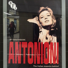 Antonioni at BFI Southbank