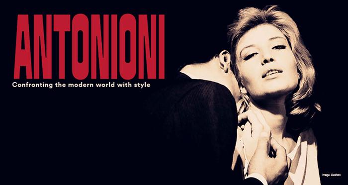 Antonioni at BFI Southbank 2