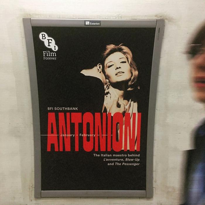 Antonioni at BFI Southbank 3