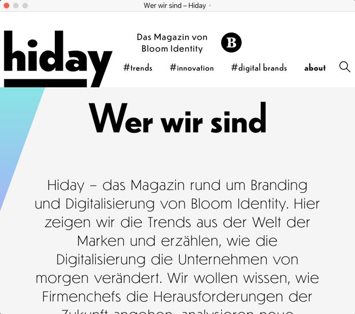 Hiday online magazine 5
