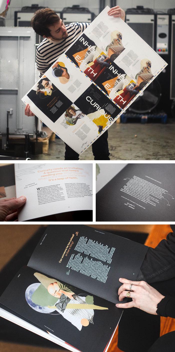 "Unread magazine, vol. 1 ""The Curiosity Issue"" 5"