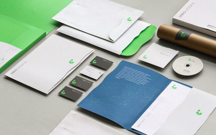 Ideia Urbana rebranding and portfolio book 2