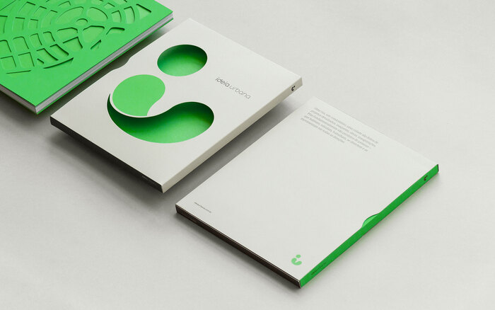 Ideia Urbana rebranding and portfolio book 6