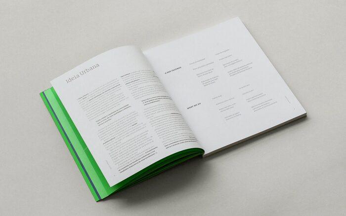 Ideia Urbana rebranding and portfolio book 10