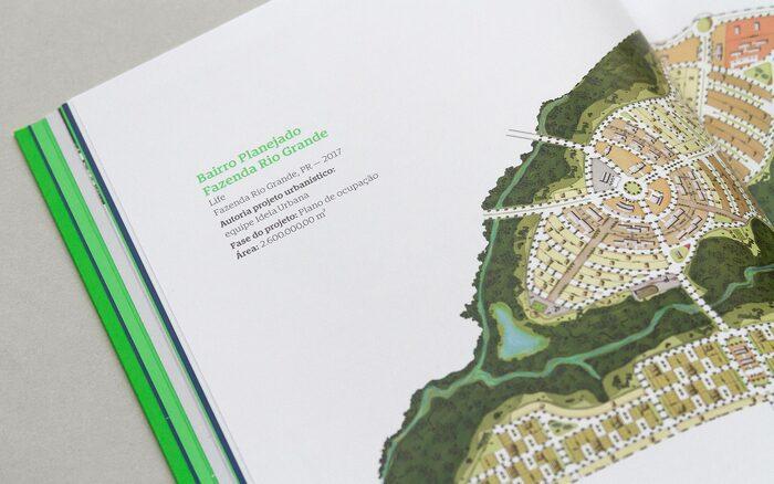 Ideia Urbana rebranding and portfolio book 13