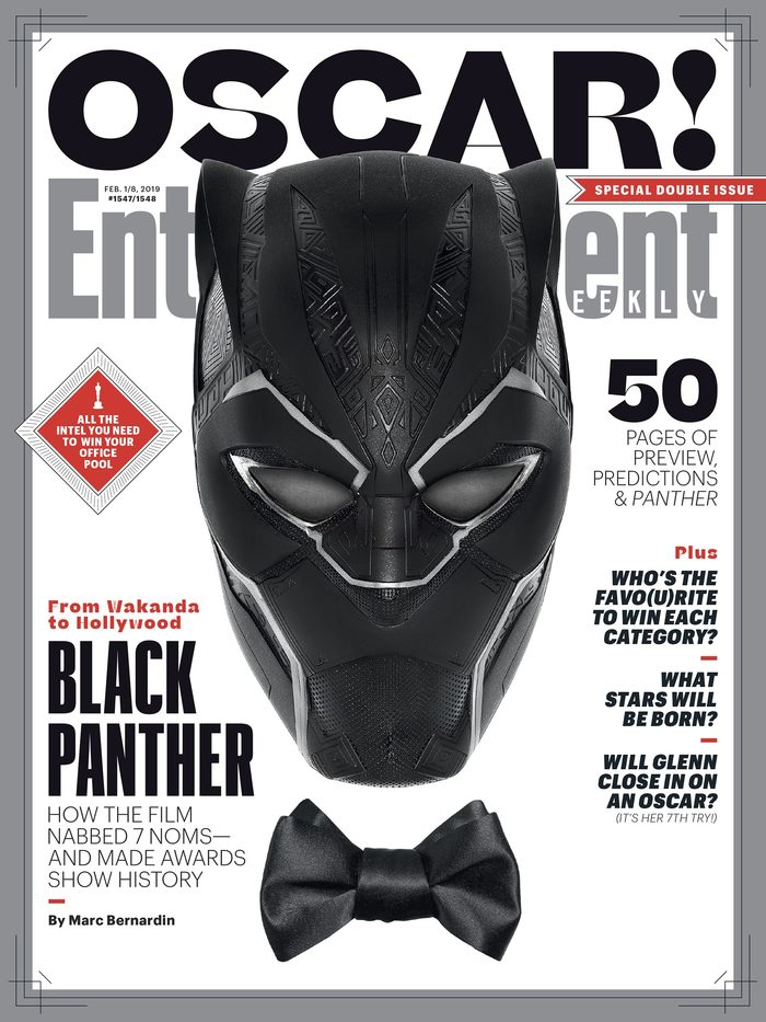 "Entertainment Weekly magazine, #1547/1548 ""Oscar!"", 2019 1"
