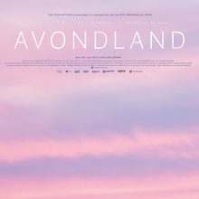 <cite>Avondland</cite> movie poster