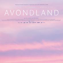 <cite>Avondland</cite> movie poster