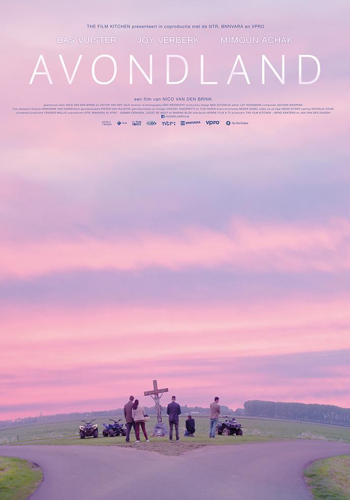 Avondland movie poster
