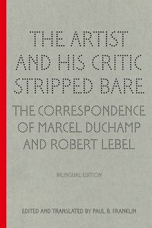 <cite>The Artist and His Critic Stripped Bare </cite>