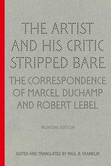 <cite>The Artist and His Critic Stripped Bare </cite>