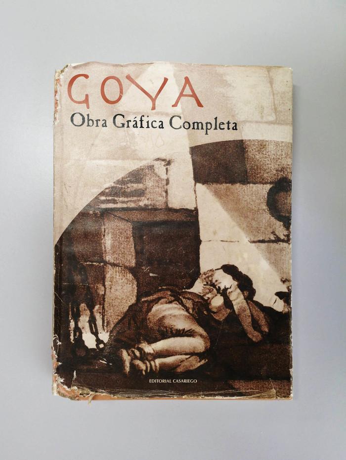 Goya: Obra Gráfica Completa