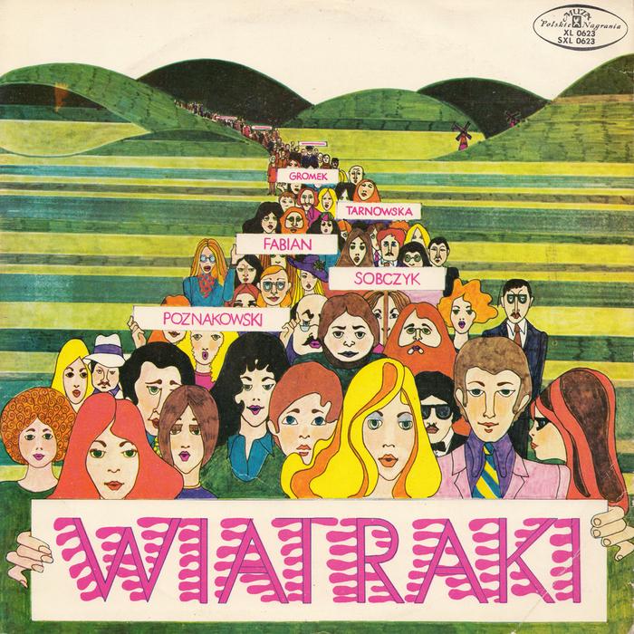 Wiatraki – 1 album art 2