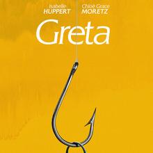 <cite>Greta</cite> movie poster