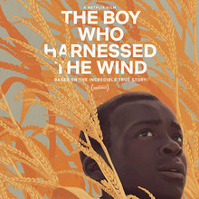 <cite>The Boy Who Harnessed The Wind</cite> movie poster