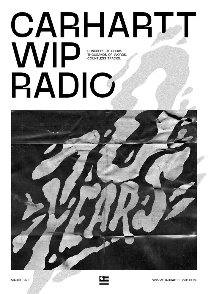 Carhartt WIP Radio: 10 years 1
