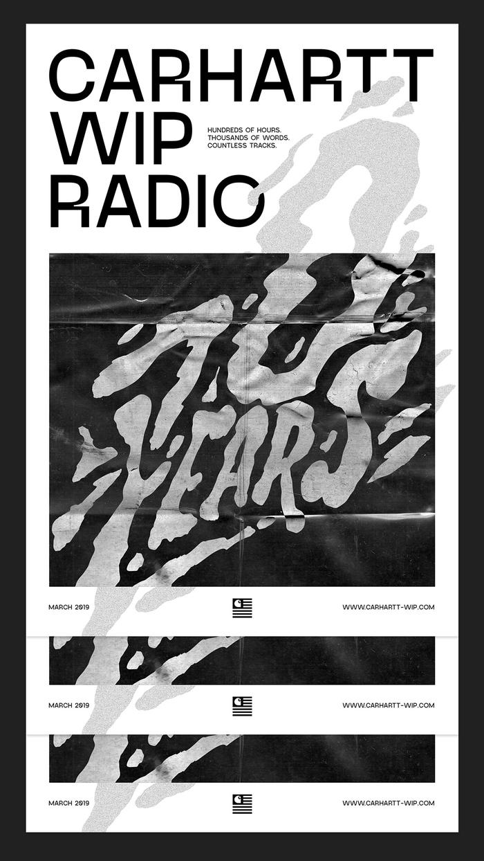 Carhartt WIP Radio: 10 years 3
