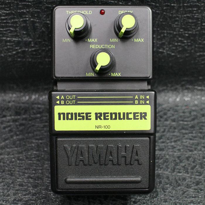Yamaha SDS 100 series guitar effect pedals 4
