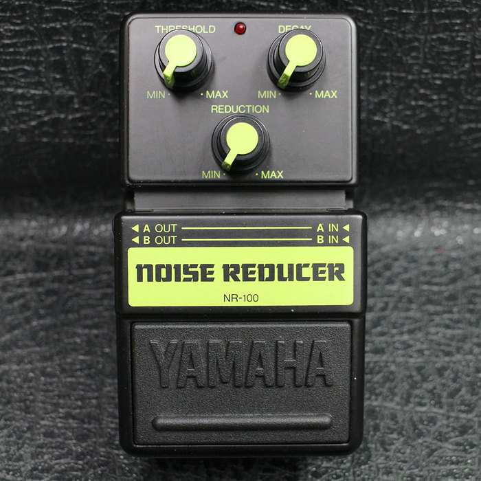 Yamaha SDS 100 series guitar effect pedals 4