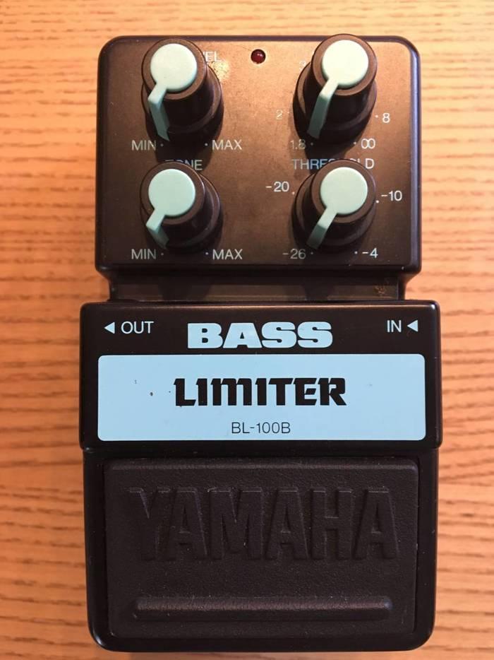 Yamaha SDS 100 series guitar effect pedals 8