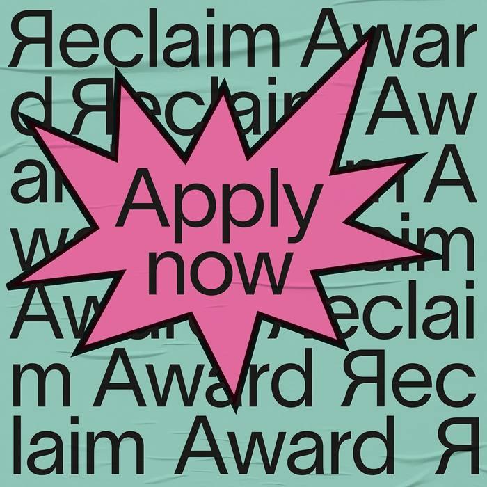 Reclaim Award 1
