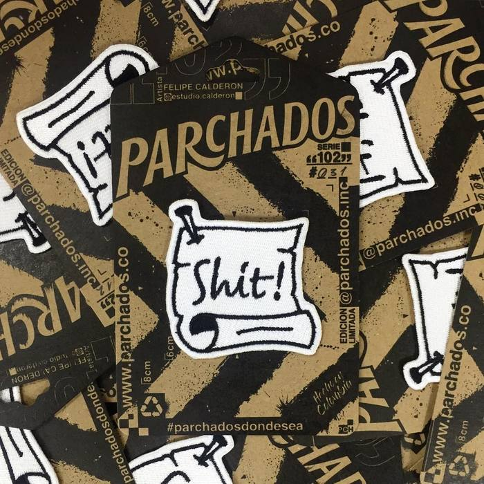 Patches for Parchados Inc 3