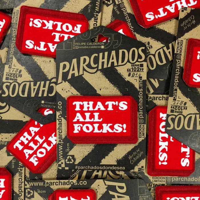 Patches for Parchados Inc 4