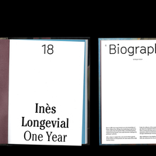 <cite>One Year </cite>– Inès Longevial
