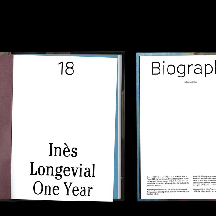 One Year – Inès Longevial 1