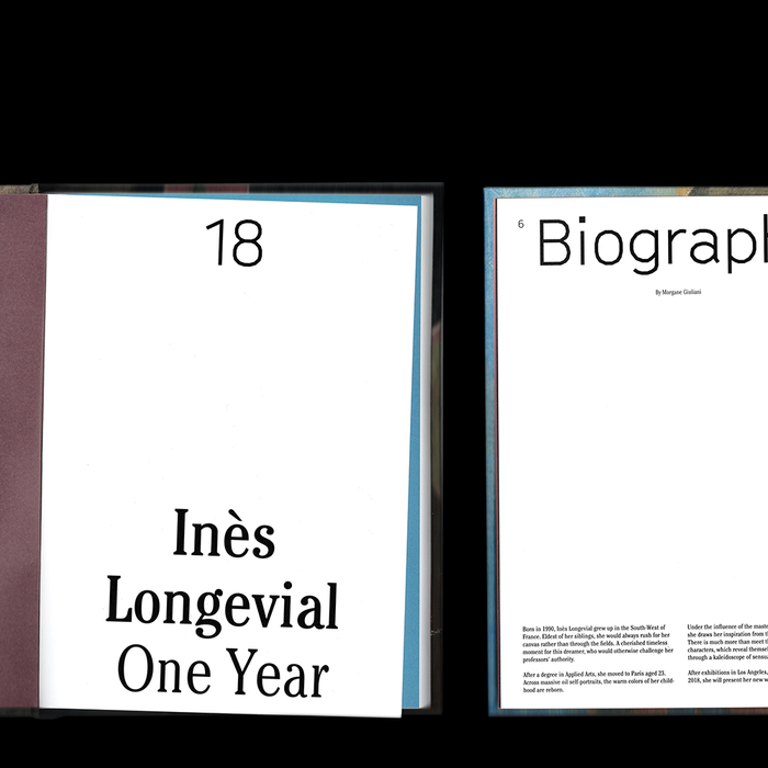 One Year – Inès Longevial 1