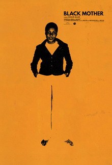 <cite>Black Mother</cite> movie poster