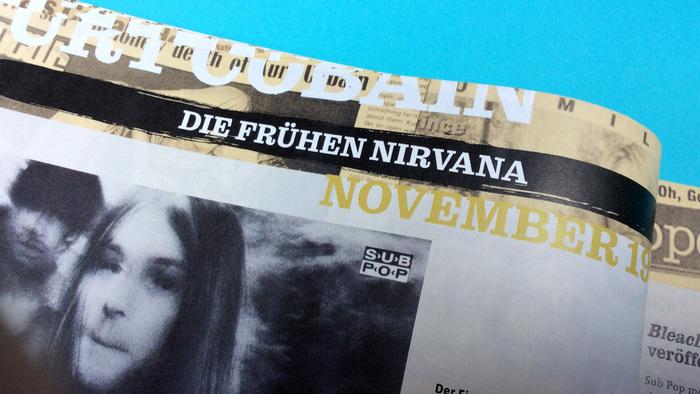 Visions magazine No. 313, Kurt Cobain special 3