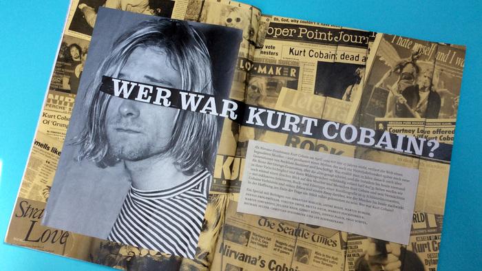 Visions magazine No. 313, Kurt Cobain special 4