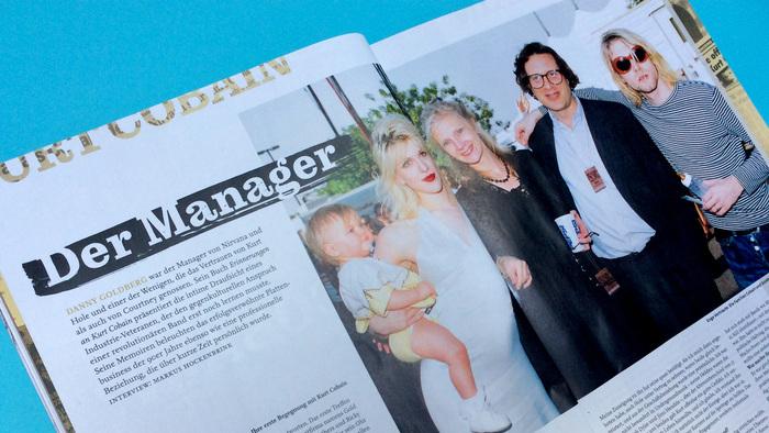 Visions magazine No. 313, Kurt Cobain special 6
