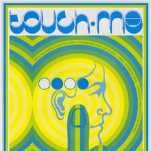 Atari Touch Me poster