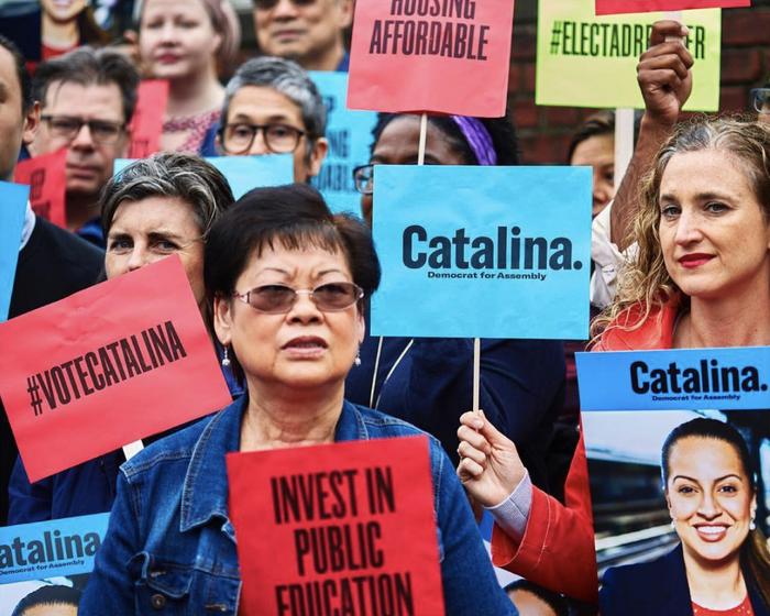 Catalina Cruz 2018 campaign 5