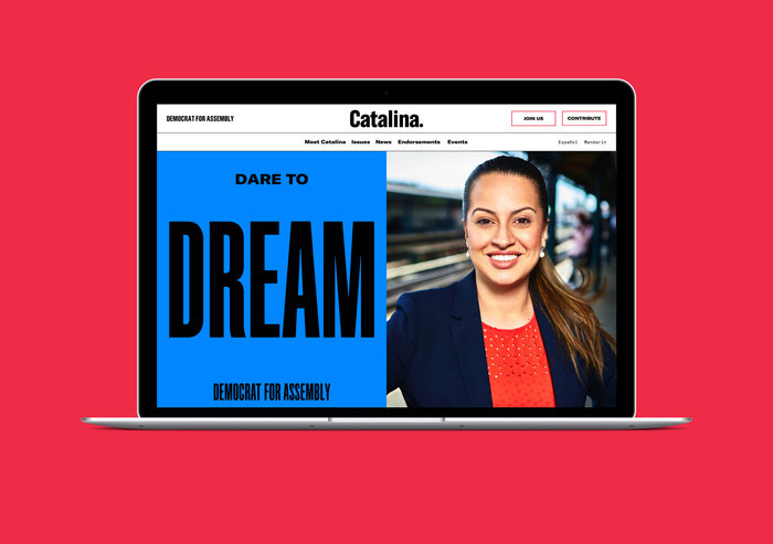 Catalina Cruz 2018 campaign 3