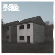 We Were Promised Jetpacks record covers (2007–2019)