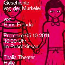 Posters for Thalia Theater Halle