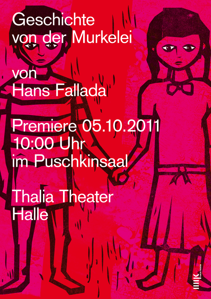 Posters for Thalia Theater Halle 1