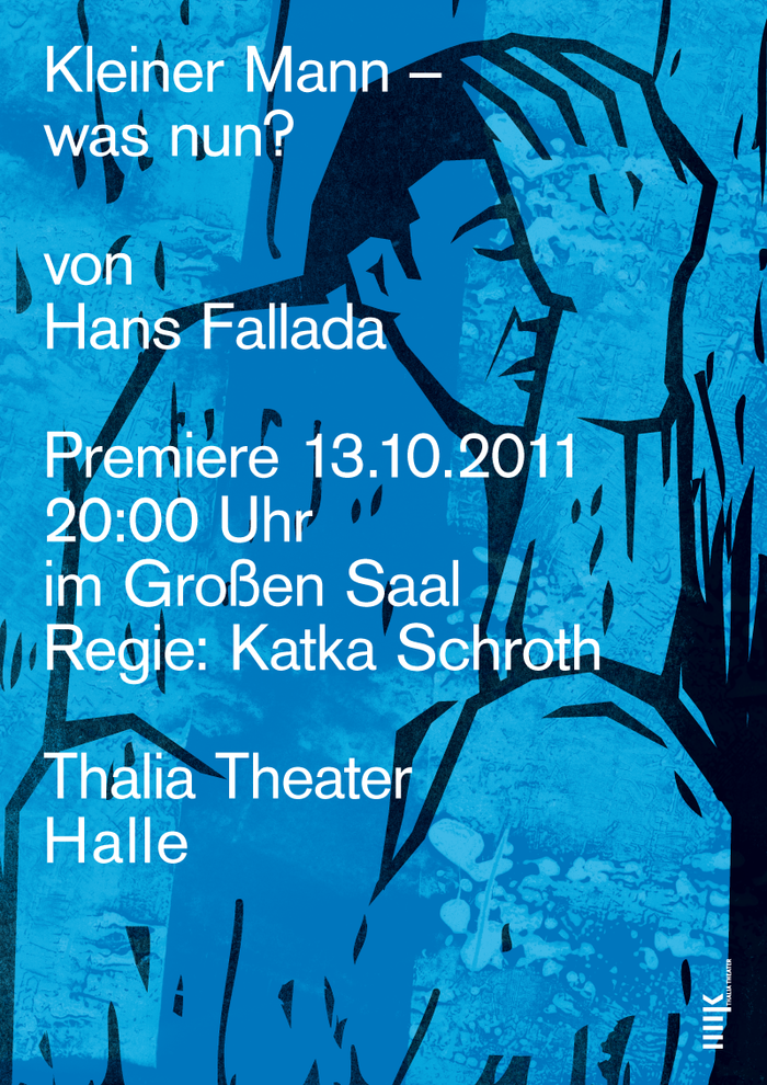 Posters for Thalia Theater Halle 2