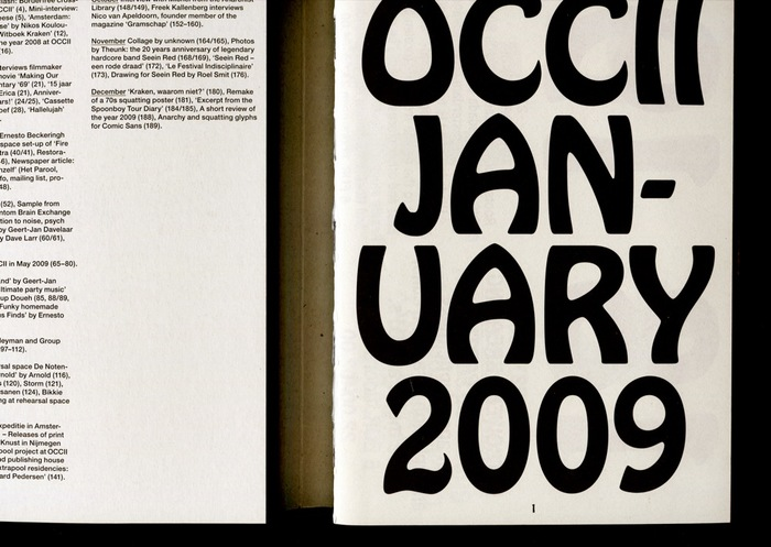 OCCII 2009 Yearbook 1