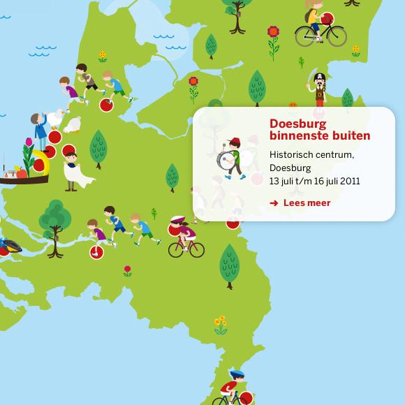 RegioBank Zomertoer website 3